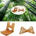 wisdomfurnitureco Lid & Spoon Rest.Folding Bamboo Pot Lids Holder.Simple Bamboo Lid Rack.Spoon Rest Shelf Foldable, Size 7.5 H x 6.5 W x 1.0 D in