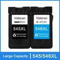 Vétéran PG545 CL546 cartouche d'encre pour Canon PG 545 CL 546 cartouche PG-545 pour Pixma IP2850