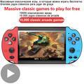 Rétro Jeu Vidéo Joueur Console De Jeu Portable Portable Portatil Mini Arcade Jeux Vidéo Électronique