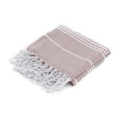 "Mirac Turkish Peshtemal Towels   100% Cotton & Prewashed Dye Towels For Bath, Pool, Beach, Spa, 40"" X 70"" Inches (Teal) 100% Cotton in Brown Wayfair"