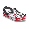 Crocs White Kids' Crocs Fun Lab - Disney 101 Dalmatians Clog Shoes