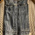 Jessica Simpson Jackets & Coats | Jessica Simpson Denim Jacket Sweater. | Color: Gray | Size: L