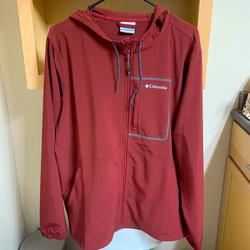 Columbia Jackets & Coats | Columbia Men'S Outdoor Elements Hoodie | Color: Red | Size: M