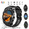 696 V8 étanche montre intelligente hommes Bluetooth Sport montres femmes montre-bracelet avec