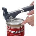 JGZ Can Opener Manual,Smooth Edge,Durable Safety Ergonomic Handle Aid Stainless Can Opener For Restaurant &Kitchen Stainless Steel | Wayfair in Black