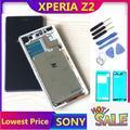 ERILLES – écran tactile LCD avec cadre, 5.2 pouces, pour SONY Xperia Z2 D6502 D6503 D6543