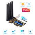 Fenvi – adaptateur WiFi double bande 1750/5G, 2.4 mb/s, Bluetooth 4.0, carte 802.11ac, pilote