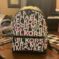 Michael Kors Bags   Brand New Never Used Backpack.   Color: Black   Size: Large Backpack