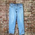 Levi's Jeans   Levi 550 42 Waist 32 Length Denim Jeans   Color: Blue   Size: 42