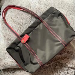 Kate Spade Bags   Kate Spade Black Red Nylon Lightweight Handbag   Color: Black/Red   Size: Os