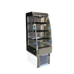 Cooler Depot NSF 24 In. Wide Open Display Refrigerator Case in White, Size 68.0 H x 26.0 W x 19.0 D in | Wayfair RTS-230L