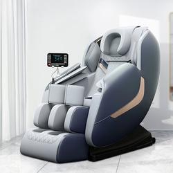 Inbox Zero Massage Chair, Zero Gravity Sl Track Massage Chair, Full Body Shiatsu Massage Chair Recliner, Space Saving, Thai Stretch in Green Wayfair