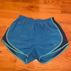 Nike Shorts | Nike Light Blue Shorts | Color: Blue | Size: M