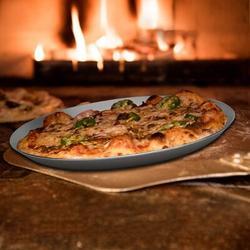 shanglixiansenxinmaoyi Pizza Pan Pizza Pan w/ Holes Perforated Food Network Pizza Pan Round Pizza Tray Pizza Crisper Pan Heavy Duty Aluminum Alloy Pizza Baking Tray Bakewa Aluminum