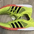 Adidas Shoes   Adidas Adizero Prime Sport Yellow Running Shoe 10   Color: Black/Yellow   Size: 10
