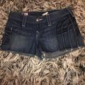 Women's True Religion Denim Shorts Sz 26/Small