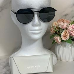 Michael Kors Accessories | New Michael Kors Hartley Sunglasses | Color: Black | Size: Os