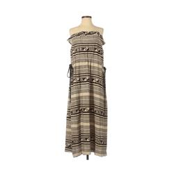 Free People Swimsuit Cover Up: Tan Swimwear - Size X-Small