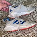 Adidas Shoes | Boys Size 11 Adidas Tennis Shoes. | Color: Blue/Gray | Size: 11b