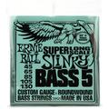 Ernie Ball 2850 Super Long Scale Slinky Nickel Wound Electric Bass Strings - .045-.130 5-string