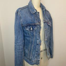 Levi's Jackets & Coats | Levis Denim Jean Jacket Size S | Color: Blue | Size: S