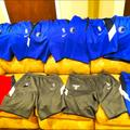 Nike Shirts | Nike Nba 20-21 Dri Fit Practice. $40 Each | Color: Black/Gray | Size: Various