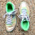 Adidas Shoes   Adidas Gold Yellow Green Sneakers Shoes 7.5   Color: Gold/Green   Size: 7.5