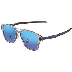 Coldfuse Prizm Sapphire Aviator Sunglasses -52 - Blue - Oakley Sunglasses