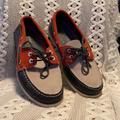 J. Crew Shoes | Casual Men Loafers | Color: Blue/Cream | Size: 8.5