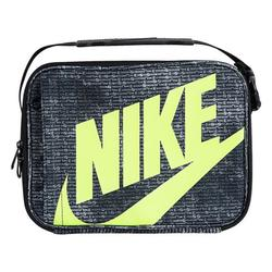 Nike Bags | New Nike Big Logo Insulated Lunch Bag Lunch Box | Color: Black/Green | Size: Os