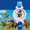 Montre électronique étanche pour enfants, montre-bracelet à Quartz, dessin animé chien, école