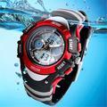 SKMEI – montres de sport pour enfants, montre-bracelet à Quartz en Silicone, design de dessin animé,