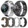 Bracelet de rechange en métal, pour Samsung Galaxy Watch 3 45mm 41mm, en acier inoxydable