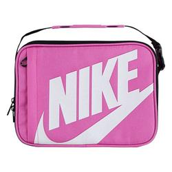 Nike Bags | New Nike Big Logo Insulated Lunch Bag Lunch Box | Color: Pink/White | Size: Os