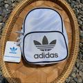 Adidas Bags | Adidas Mini Back Pack | Color: Black/White | Size: Os