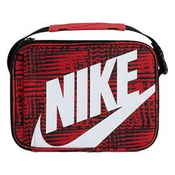 Nike Bags | New Nike Big Logo Insulated Lunch Bag Lunch Box | Color: Black/Red | Size: Os