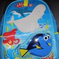 Disney Accessories | Finding Dory School Backpack Book Bag Lenticular | Color: Blue/Yellow | Size: 16'' H X 12'' W X 5'' D