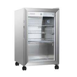 Equator Outdoor Refrigerator 17 Width All-Refrigerator 2.3 Cu. Ft. Energy Star Refrigerator in Gray/White   Wayfair OR230