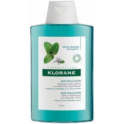 Klorane Detox Shampoo mit Wasserminze