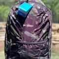 Columbia Bags | Columbia Packable 21 Camo Backpack | Color: Green | Size: Os