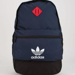 Adidas Bags | Adidas Originals Base Backpack | Color: Black/Blue | Size: Os