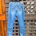 Levi's Jeans   Levis Women Superlow Jeans Lots Of Stretch   Color: Blue   Size: Women Size 9