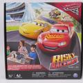 Disney Toys   Cars 3 - Risky Raceway - Board Game   Color: Red   Size: Os, Kids