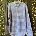 Ralph Lauren Shirts   Ralph Lauren Long Sleeve Oxford Button Shirt   Color: Blue/Green/Pink   Size: L
