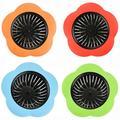 honer Plastic Sink Strainer, Silicone Kitchen Sink Strainer, Easy Clean Sink Drain Filter Basket, Kitchen Sink Basket Strainer 4 Pack | Wayfair