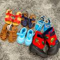 Nike Shoes | Freshly Picked, Nike, Adidas 6 Toddler Shoes | Color: Blue/Red | Size: 6bb