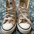 Converse Shoes | Kids Size 13 Converse Chuck Taylor All-Stars | Color: Cream/White | Size: 13g