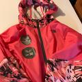 The North Face Jackets & Coats | North Face Windbreaker Jacket (Girls) | Color: Black/Pink | Size: 1012