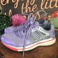 Adidas Shoes | Adidas Supernova Glide Boost Running Shoes Size 8 | Color: Orange/Purple | Size: 8
