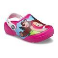 Crocs Candy Pink Kids' Crocs Fun Lab Masha And The Bear Patch Clog Shoes